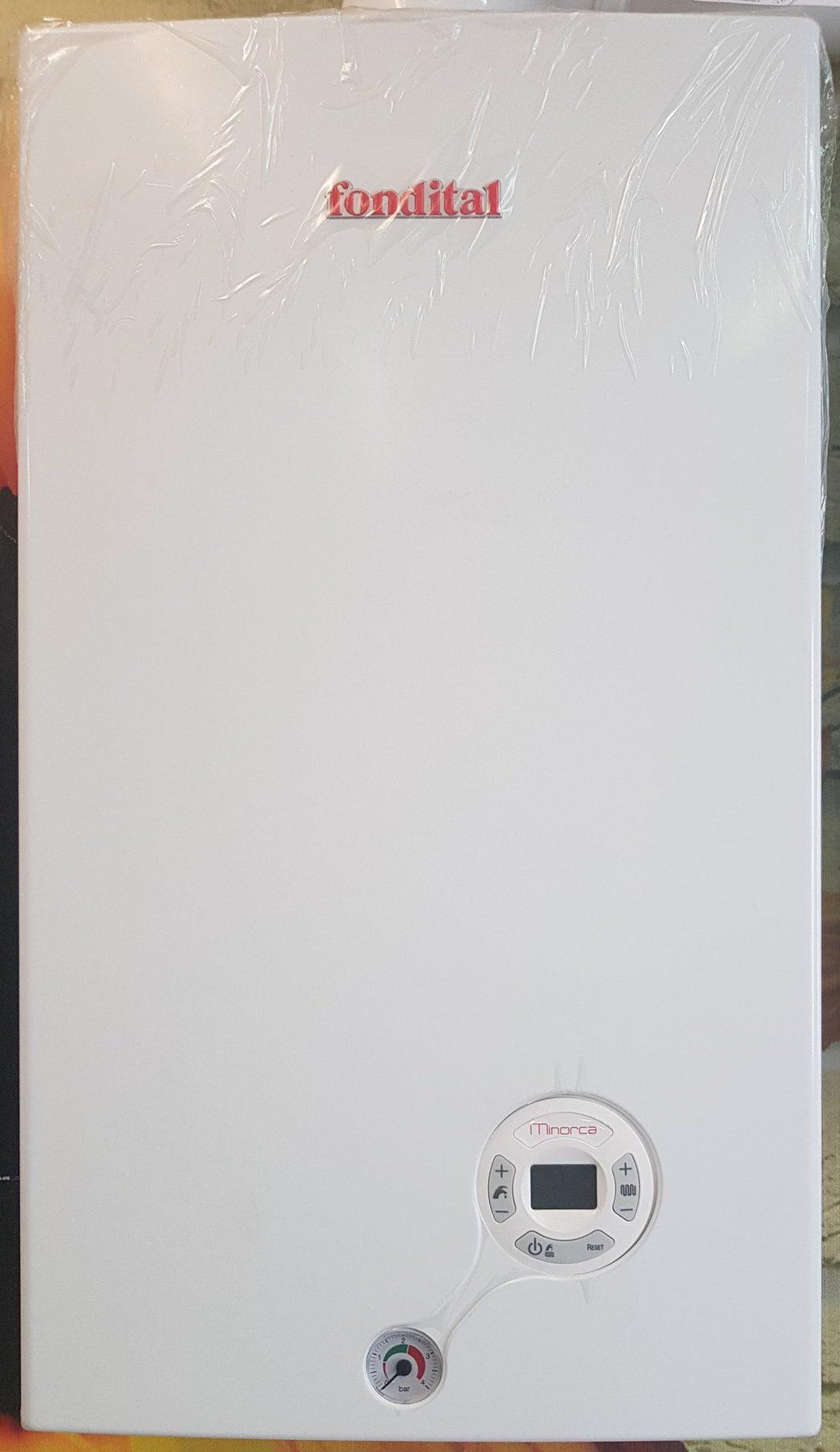 Продажа пусконаладка ремонт обзор котла Fondital Minorca запасные части