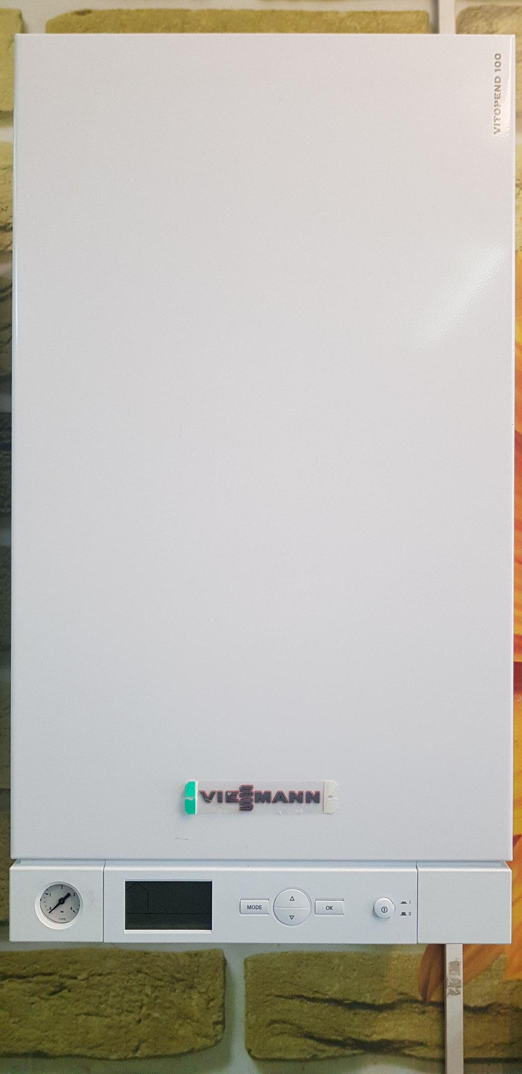 Продажа пусконаладка ремонт обзор котла Viessmann Vitopend 100W запасные части