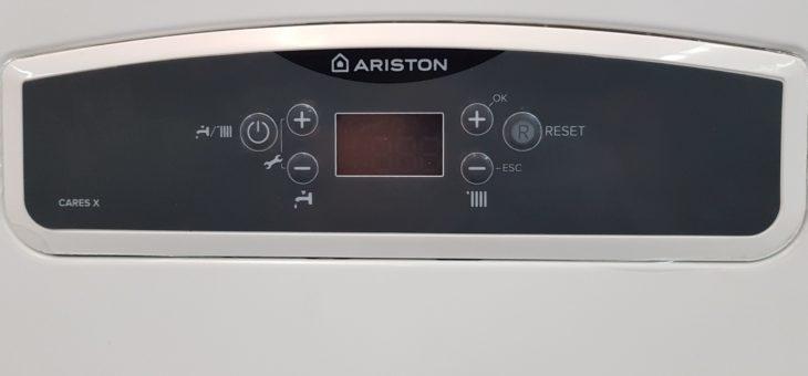 Обзор настенного котла Ariston Cares X 24FF